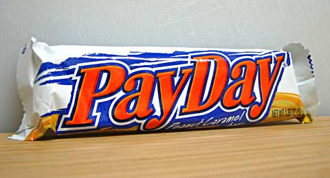 Today is PayDay — May 30, 2012