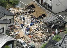 nuclear - earthquake