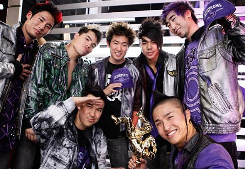 Quest Crew - MTV's America's Best Dance Crew, Season 3
