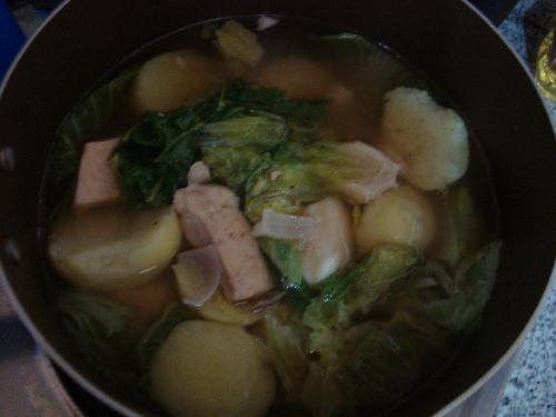 Pork Stew - My simple Pork Stew!! Love, love it so much...
