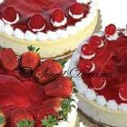 cakes - strawberry cake