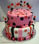 cakes - star cake