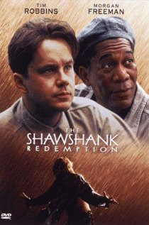 Shawshank Redemption - Very good movie! Didn't know it was a Steven King book before it became a movie! Until I saw the movie!