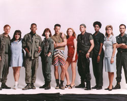 China Beach - From 1988 to 1991 this tv show 'China Beach' was on the air. It was a bout a compound of people servicing over during the Vietnam war.