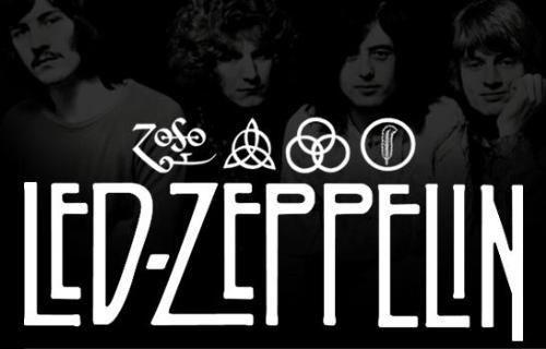 Music - A little Zeppelin art for you.