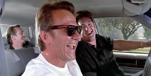 The boys - A scene from Reservoir Dogs feat. Harvey Keitel, Steve Buscemi, and the late Chris Penn.