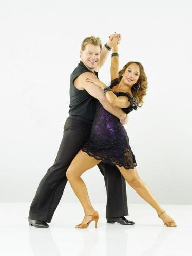 Chris Jericho on dancing with the stars 2011 - Has really improved. Totally different person on the dance floor.