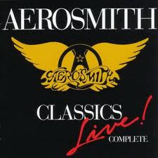 Aerosmith - This is the album cover of the aerosmith it has all the classic songs of the band... this album has been made recently to bring bak the amazing songs!!