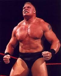 Brock Lensar - The EX heavyweight Title Holder Brock Lesnar