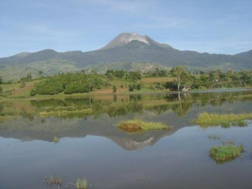 Mt. Apo - The highest peak in the Philippines