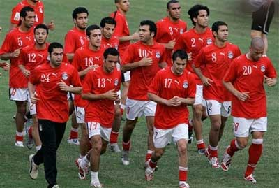 sports - Egyptian national team