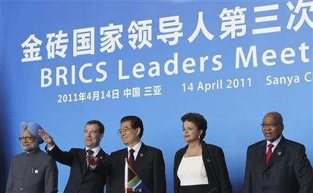 BRICS community - Brics I regard this having bad influence to the total world economic because the groups joined together are the main supppliers to the world economy