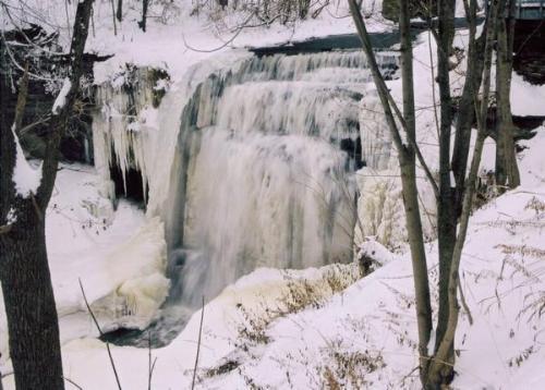 rindstone Falls - rindstone Falls, beauty