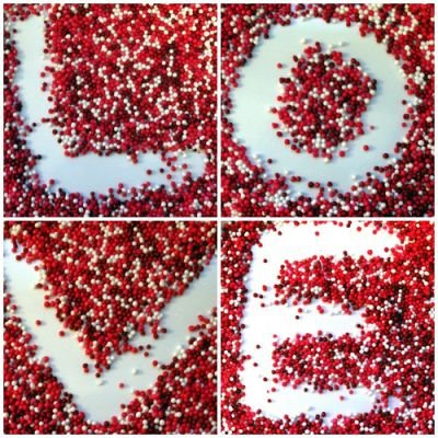love symbol - An image of a love symbol for this category