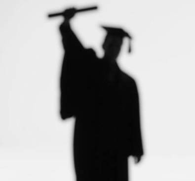 graduating - An image of graduations for this category