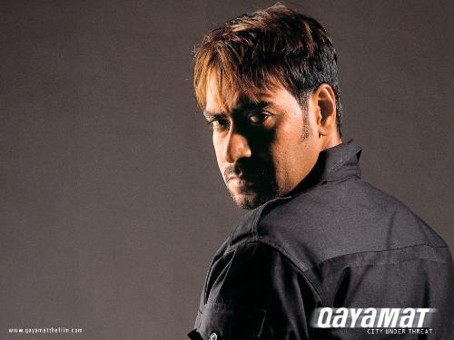 I like Ajay - I am a one of the fan of Ajay devgan thats why I upload Ajay devgans photo on my profile