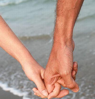 relationship - holding hands