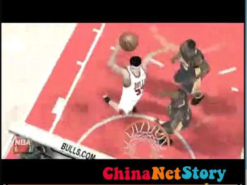 screenshoot - screenshoot of the slam dunk