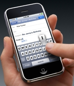 texting - an image of texting for this category