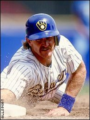 Robin Yount - Robin Yount is one of the greatest players the Milwaukee Brewers have ever had!
