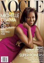 Fashion magazine - Reading fashion magazine to update new model clothes.