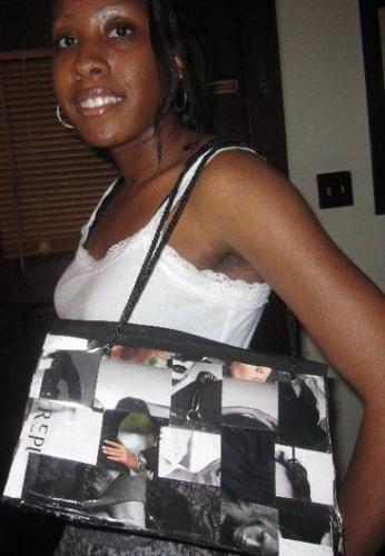 Magazine purse - A pic of a magazine purse i made