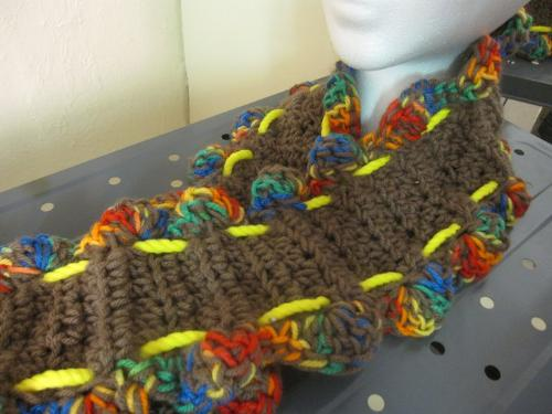 Scarve - One of the many creations I made