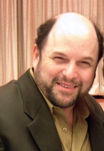 Jason Alexander - He was George on 'Seinfeld'. George thought he was every woman's dream! NOt! Jason is also been a voice actor like in some Disney movies.