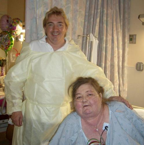 Lupus - My sister Connie died of Lupus. It was so sad to see her end and how painful it was.