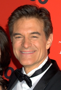 Dr,Oz - Dr.Oz would not be were he is today if it was not for Oprah Winfrey!