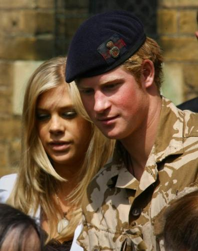 Prince Harry - Prince Harry and his on and off again girlfriend Chelsea Show.