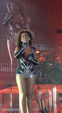 Beyonce - Singer,busniess woman and wife of Jay-z!