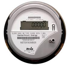 Ltron Brand - the electric meter replaced was meter based in US.