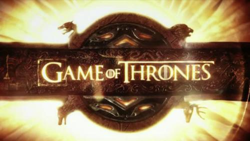 Game of Thrones - Game of Thrones opening