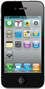 iphone - An Apple 4 iphone.