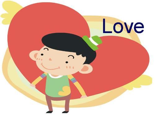 love - joy and pain