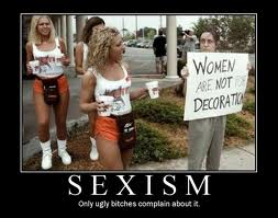 women are people -  not objects or decorations