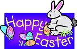 Happy Easter - Enjoy the day!