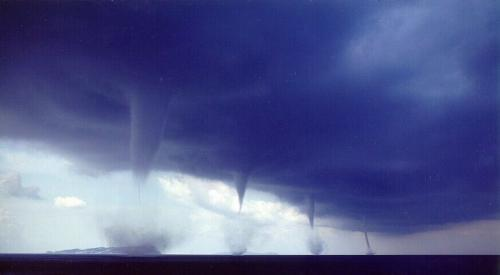 tornado - the damage that they can do.