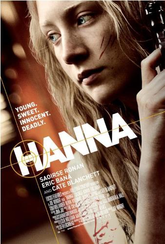 hanna - poster of the movie hanna