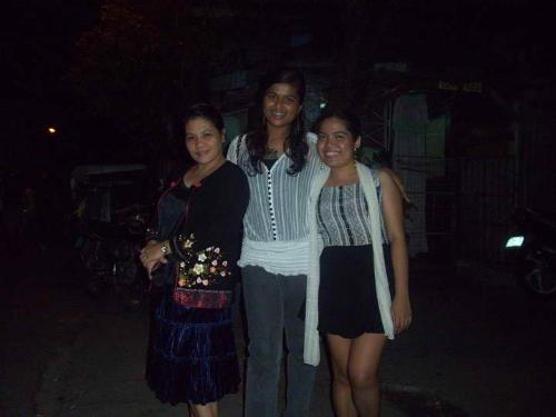 missing them  - My mommy J, bestfriend shalu (i miss her)