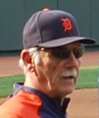 Jim Leyland - Jim Leyland is the manager for the Detroit Tigers.