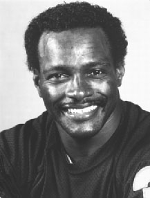 Walter Payton - The greatest running back in NFL history, far as I am concern!