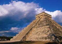 Mexico lost city - The Lost city of Chichen-itza.