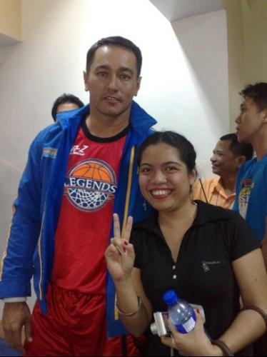 date with the stars and the legends of Pba - date with the stars and the legends