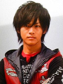 Matsuzaka Tori - Matsuka Tori plays Shiba Takeru as Shinken Red and the 18th head of Shiba Clan