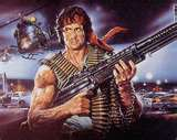 Rambo - Have you ever dream of being a Rambo ?