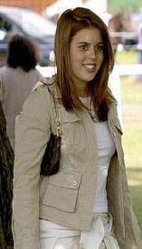Beatrice of York - Princess Beatrice the oldest daughter of Prince Andrew and Sara Ferguson.