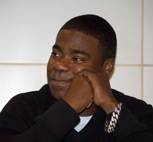 Tracy Morgan - Former Saturday Night Live Alumni. Currently on '30 Rock'.