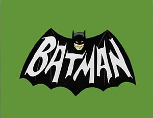 Batman - This is the tv series I remember Adam West from the most! Batman was a campy show! It was funny!